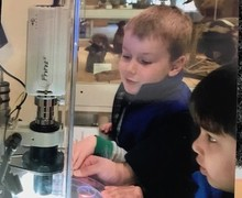Year 2 science trip magnifying glass wo 2