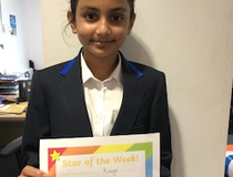 Star of the week - Kaavya