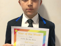 Star of the week - Liam