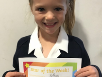 Star of the week - 17th September 2018