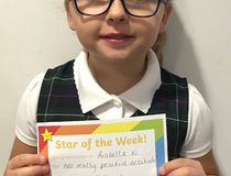 Star of the week - Arabella