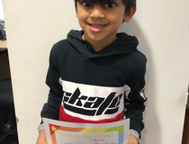 Star of the week - 1st October 2018