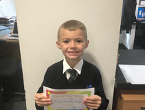 Star of the week - 8th October 2018