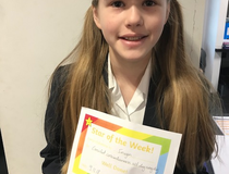 Star of the week - Imogen