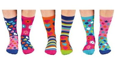 Odd Socks Day - Monday 12 November