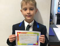 Star of the week - William