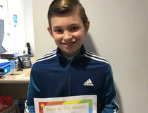 Star of the week - Calum