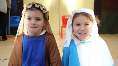 Fantastic nativity!