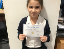 Star of the week - 28.01.19