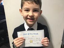 Star of the week - Star of the Week 04.02.19