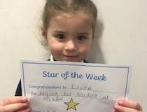 Star of the week - Eliza