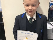 Star of the week - Harry