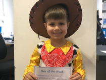 Star of the week - Kaiden