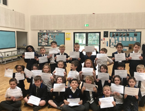 Star of the week - Whole Class Celebration