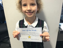 Star of the week - Charlotte