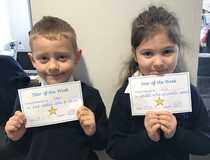 Star of the week - Double Star of the Week 25.03.19