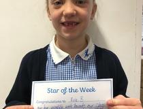 Star of the week - Star of the Week 29.04.19