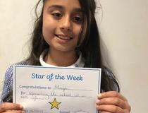 Star of the week - Maiya