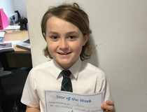 Star of the week - Chace