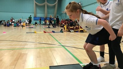 Year 2 Infant Agility Competition