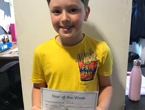 Star of the week - Zach