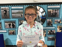 Star of the week - Rebecca