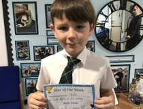 Star of the week - Star of the Week 30.09.19