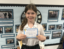 Star of the week - Matilda