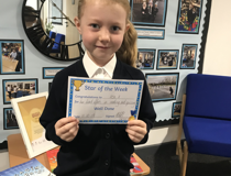 Star of the week - Star of the Week 07/10/19