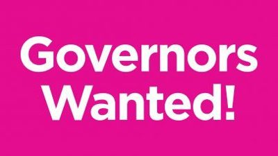 We are looking for governors!