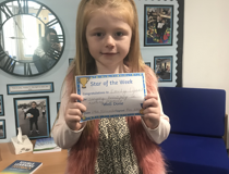 Star of the week - Emily
