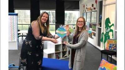 Award for Resilience and Wellbeing