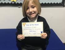 Star of the week - Blake