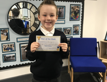 Star of the week - Henry