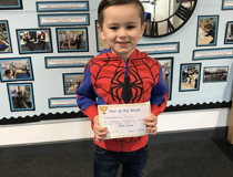Star of the week - Reece
