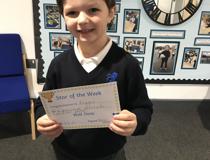 Star of the week - Reggie