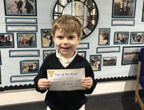 Star of the week - Seth