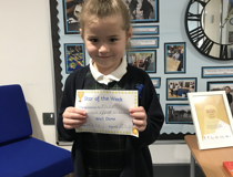 Star of the week - Eliza