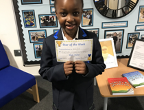 Star of the week - Christabel