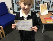 Star of the week - Rose C