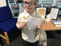 Star of the week - Oscar
