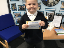 Star of the week - Leighton-James