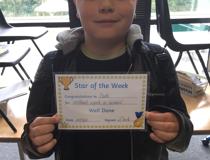 Star of the week - Zach Jackson
