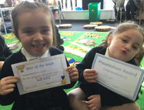 Star of the week - Lyla and Taya