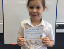 Star of the week - Scarlett