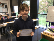 Star of the week - Monty
