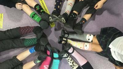 Anti-Bullying Week - Odd Socks Day!