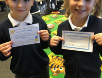 Star of the week - Reece and Amber