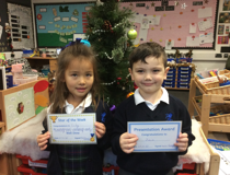 Star of the week - Lily & Zain