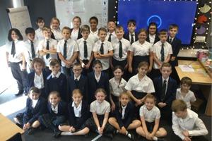 Class 5 Class Photo